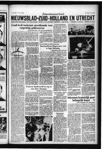Schoonhovensche Courant 1966-07-27