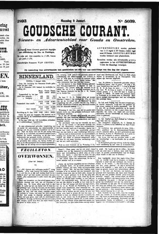 Goudsche Courant 1893-01-09