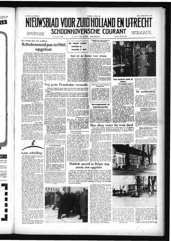 Schoonhovensche Courant 1958-04-04