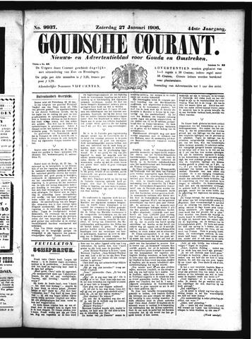 Goudsche Courant 1906-01-27