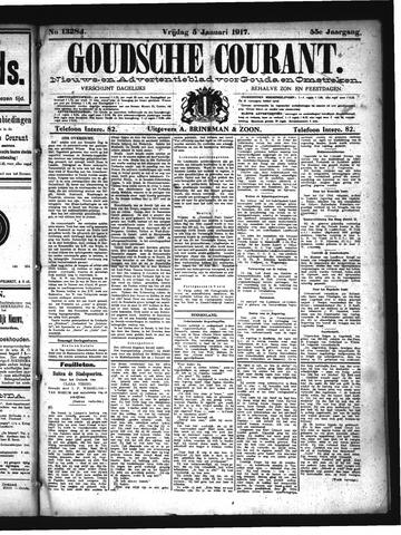 Goudsche Courant 1917-01-05