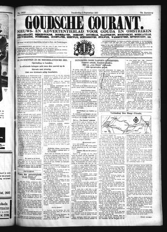Goudsche Courant 1937-09-02