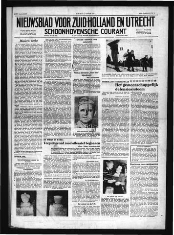 Schoonhovensche Courant 1951