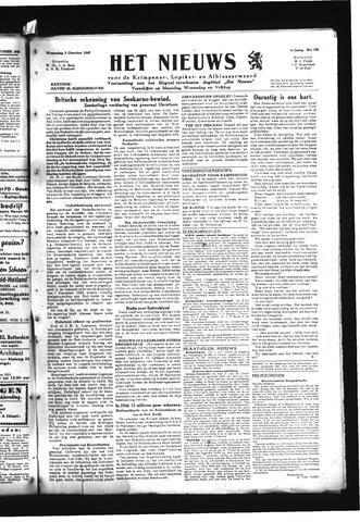 Schoonhovensche Courant 1945-10-03