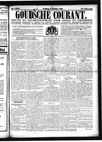 Goudsche Courant 1931-10-09