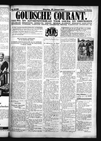 Goudsche Courant 1937-01-26