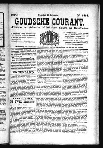 Goudsche Courant 1890-12-31