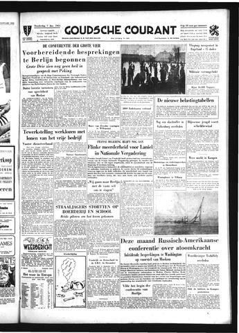 Goudsche Courant 1954-01-07