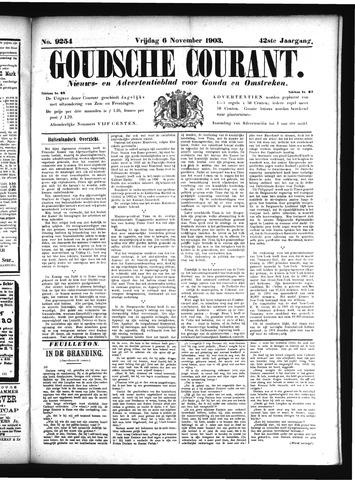 Goudsche Courant 1903-11-06
