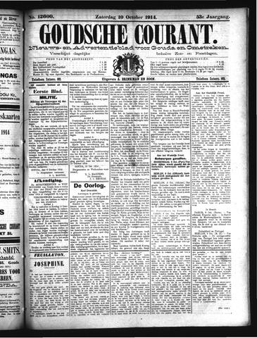 Goudsche Courant 1914-10-10