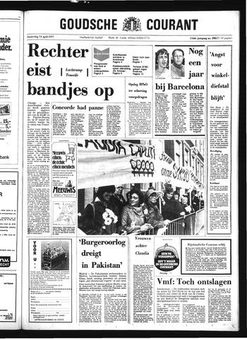 Goudsche Courant 1977-04-14