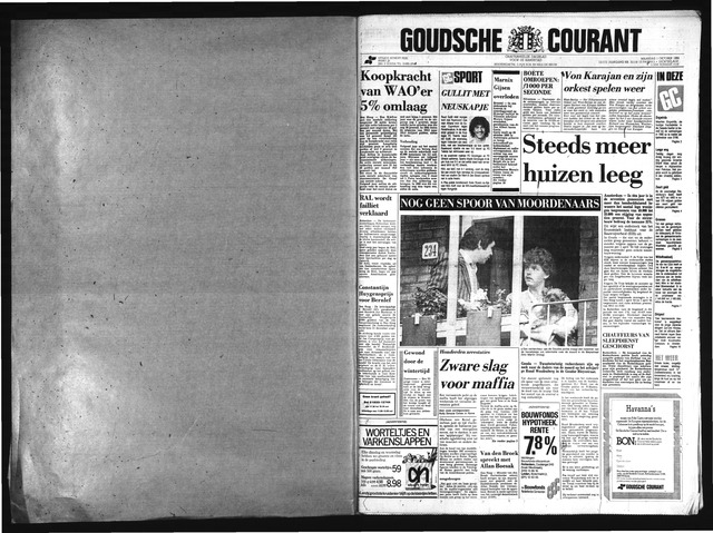 Goudsche Courant 1984-10-01