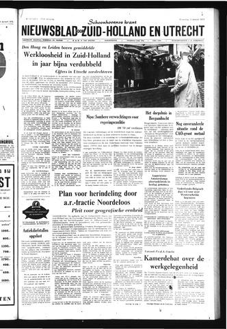 Schoonhovensche Courant 1972-01-12