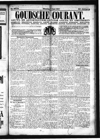 Goudsche Courant 1927-06-07