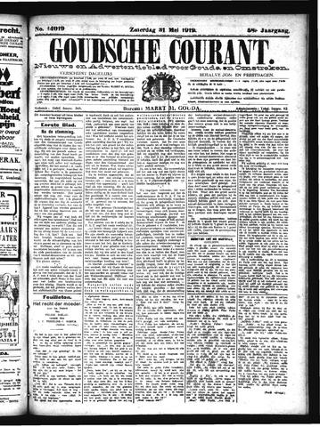 Goudsche Courant 1919-05-31