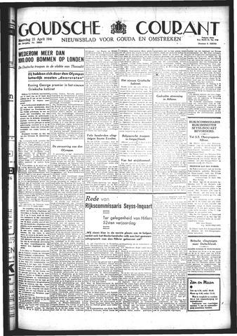 Goudsche Courant 1941-04-21