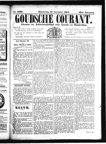 Goudsche Courant 1904-11-10