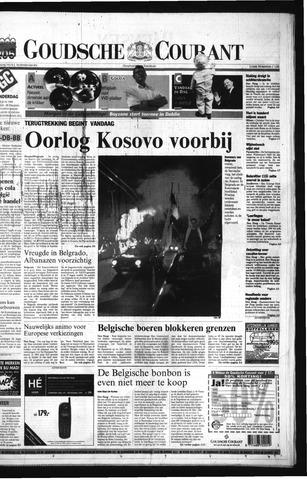 Goudsche Courant 1999-06-10