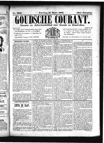 Goudsche Courant 1903-03-21