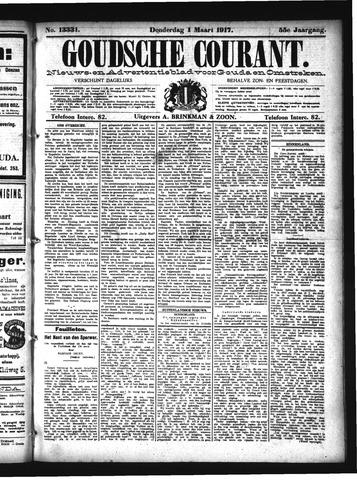 Goudsche Courant 1917-03-01