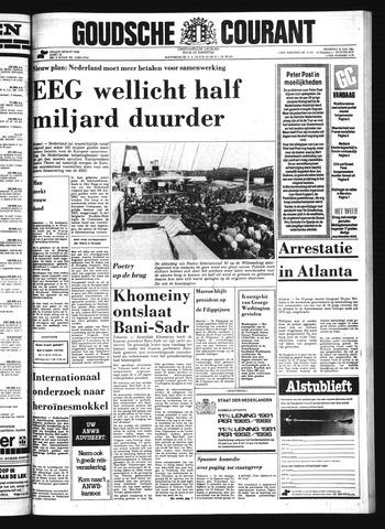 Goudsche Courant 1981-06-22