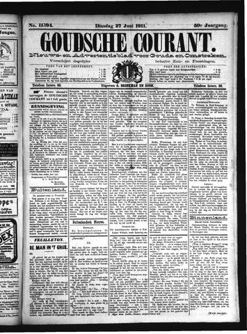 Goudsche Courant 1911-06-27