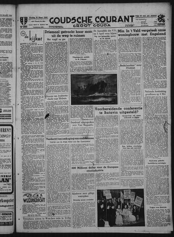 Goudsche Courant 1949-03-29