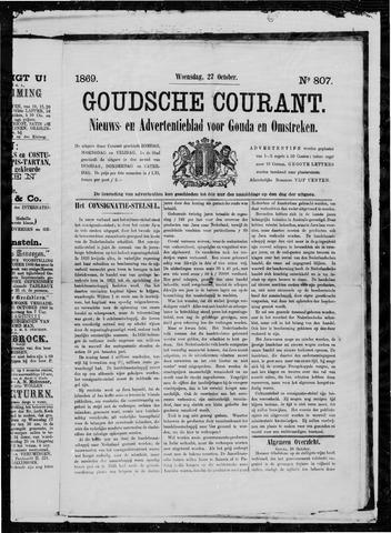 Goudsche Courant 1869-10-27