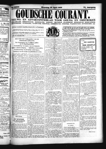 Goudsche Courant 1935-04-29