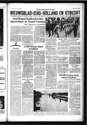 Schoonhovensche Courant 1965-07-28