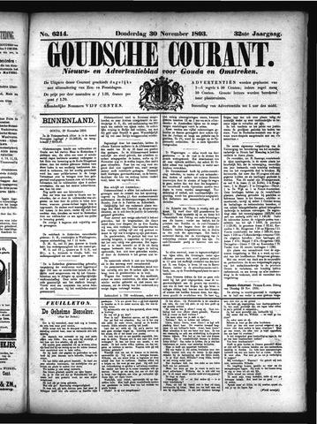 Goudsche Courant 1893-11-30