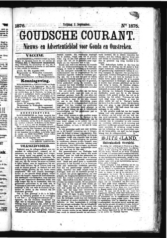 Goudsche Courant 1876-09-01