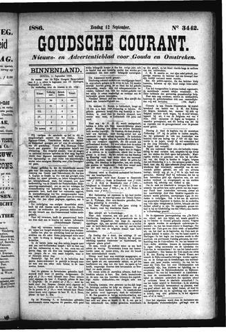 Goudsche Courant 1886-09-12