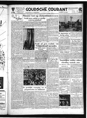 Goudsche Courant 1951-10-13