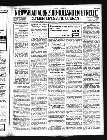 Schoonhovensche Courant 1941-10-01
