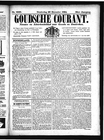 Goudsche Courant 1894-12-20