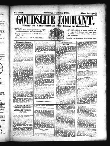 Goudsche Courant 1898-10-01