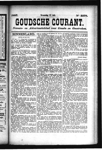 Goudsche Courant 1887-07-27