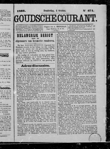 Goudsche Courant 1866-10-04