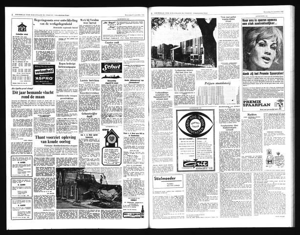 Schoonhovensche Courant 1968-09-25