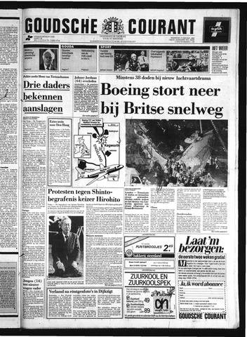 Goudsche Courant 1989-01-09