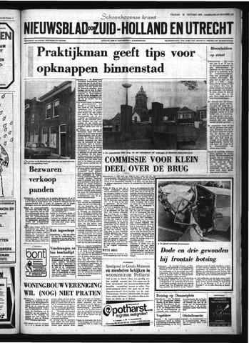 Schoonhovensche Courant 1976-10-22