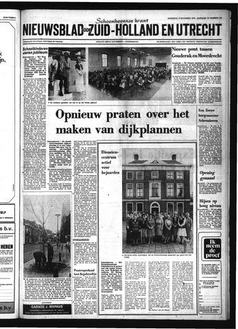 Schoonhovensche Courant 1976-11-10