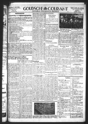 Goudsche Courant 1943-07-17
