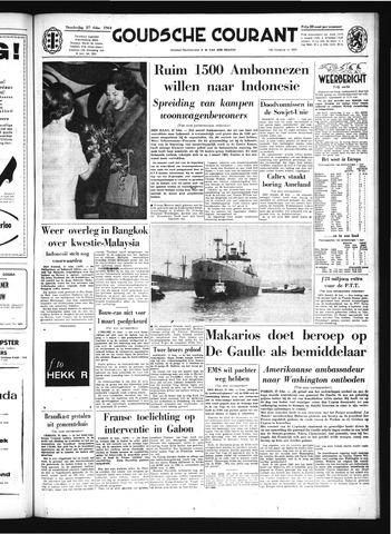 Goudsche Courant 1964-02-27