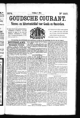 Goudsche Courant 1874-05-01