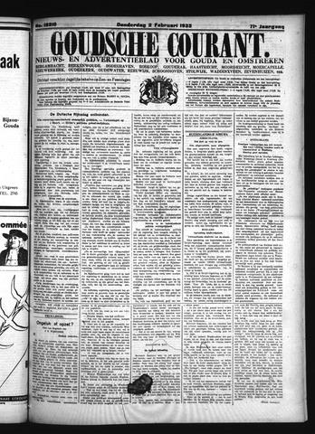 Goudsche Courant 1933-02-02