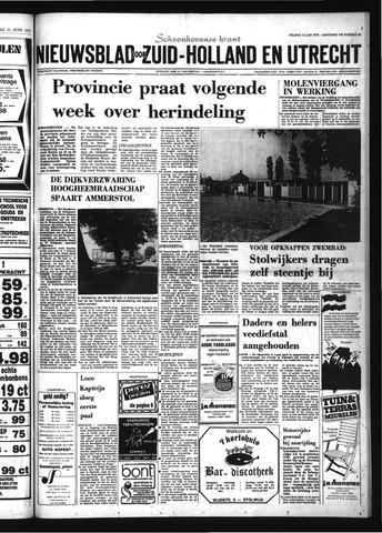 Schoonhovensche Courant 1975-06-13