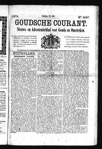 Goudsche Courant 1874-07-26