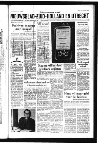 Schoonhovensche Courant 1970-09-11